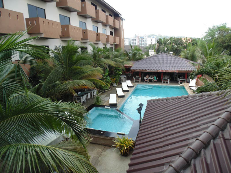 Pattaya Hotel for Sale – 48 rooms hotel + swimming pool ...