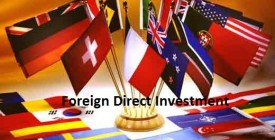 offshore premium foreign direct investment