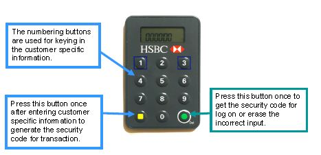Business Internet Banking: Hsbc Business Internet Banking Security