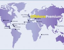 main offshore jurisdictions map