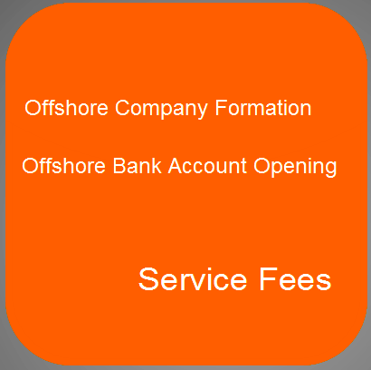 offshore service fees