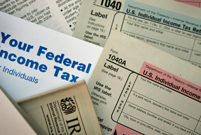US Taxes return